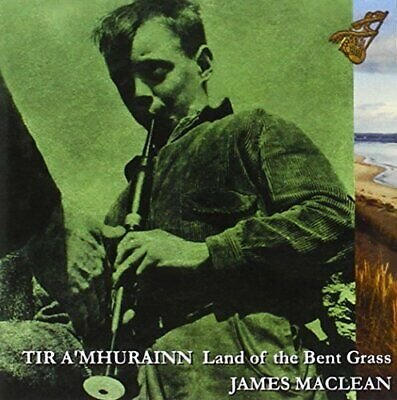 Tir A' Mhurainn - Land of the Bent Grass -  CD V5VG The Cheap Fast Free Post The