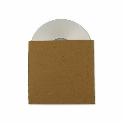 Guided Products ReSleeve Recycled Cardboard CD Sleeve, 25 pack (GDP00082)