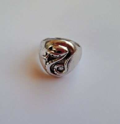 Draco Malfoy snake ring. Slytherin harry Dumbledor voldemort horcrux draco ron