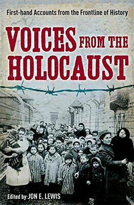 Voices from the Holocaust (Brief Histories) by Lewis, Jon E. Book The Cheap Fast