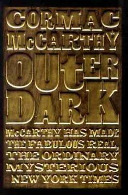 Outer Dark by Cormac McCarthy 9780330511223 (Paperback, 2009)