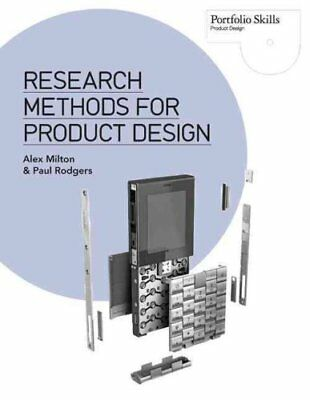 Research Methods for Product Design by Alex Milton 9781780673028