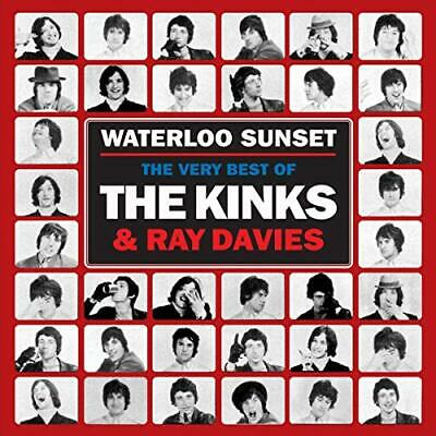 The Kinks - Waterloo Sunset: The Very Best of The Kinks a... - The Kinks CD AOVG
