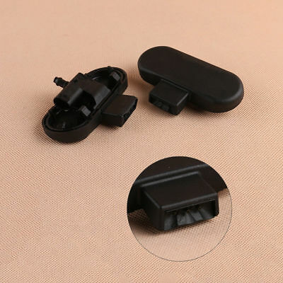 Left +Right Windshield Wiper Washer Spary Nozzle Jet  For Audi A4 B8 8K A5 S5