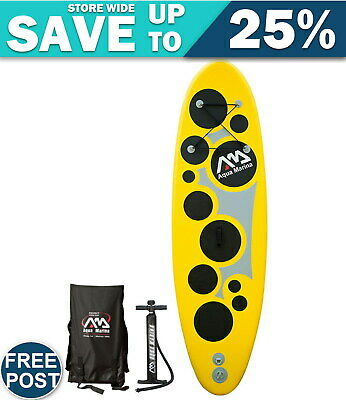 Quality Inflatable Stand-up Paddle Board FAST & FREE POSTAGE WARRANTY