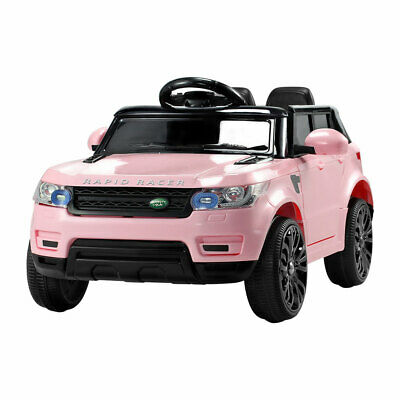 Quality Kids Ride on Car Toy Children Rideon Pink FAST & FREE POSTAGE WARRANTY