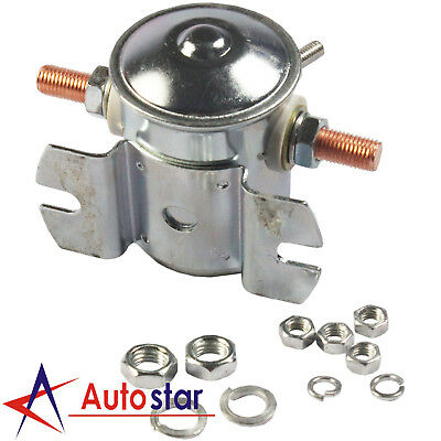 12V 150A Continuous Duty Solenoid Relay For Golf Carts 300A In Rush 1114208