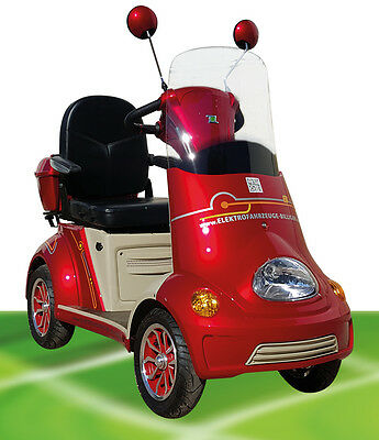 500w Scooter NEW BOCO up to 25 km / H seniorenmobil Electric Scooter mod.2017
