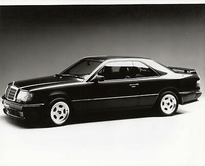Mercedes Benz 124 Coupe Lorinser Wood & Pickett Press Release & Photograph.