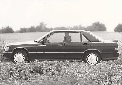 Oettinger-Mercedes Benz 2.6/16 Dated 8/85 Period Photograph.