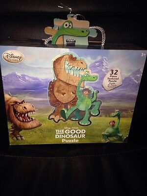 Official Disney The Good Dinosaur 32 Piece Puzzle NEW