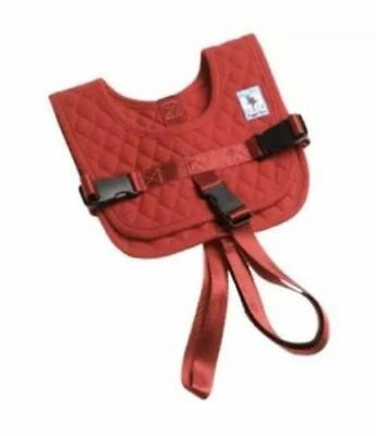 Baby B'Air AIRLINE FLIGHT VEST Airplane SAFETY BAir Seat Belt FAA Harness NEW