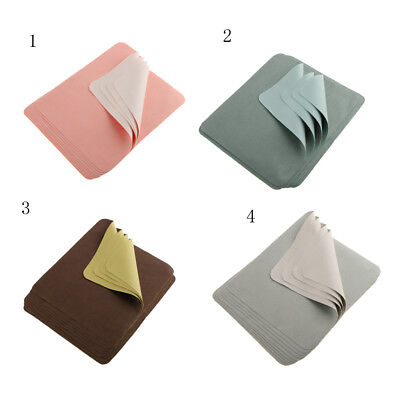 10x Microfiber Eyeglass Lens Cell Phone Screen Cleaner Camera Cleaning Cloth