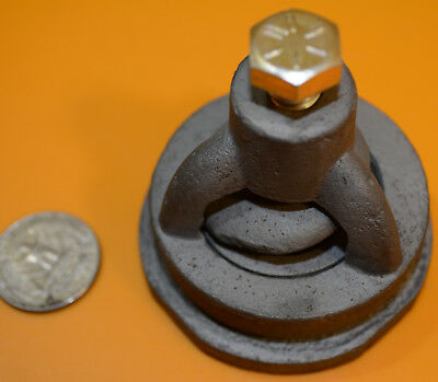 """VTG Water Well Plunger 2.5"""" Diameter for 3"""" Manual Well Pump"""