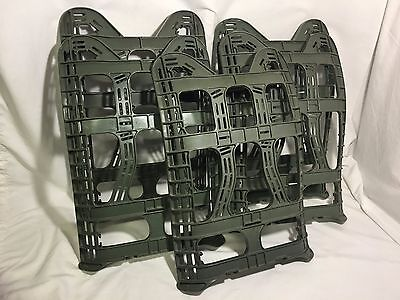 US MILITARY ARMY ACU FOLIAGE GREEN MOLLE MAIN PACK RUCKSACK FRAME 1603 LOT of 5
