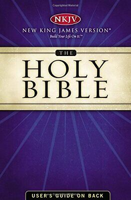 The Holy Bible: New King James Version by Thomas Nelson Publishers Paperback The