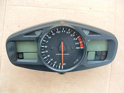 Suzuki Gsr600 Gsr 600 Instrument Cluster Panel Good Condition