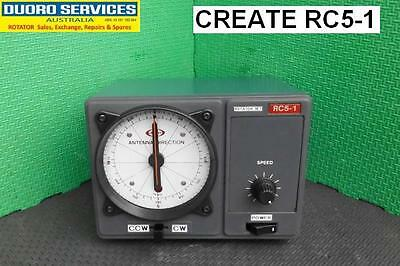 CREATE RC5-1 Rotator CONTROLLER Only. Refurbished & Upgraded 12 Month Warranty.