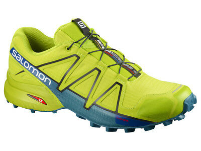 Salomon Speedcross 4 Herren Schuhe Art. 400779 Lime Gr. 40 - 48 2/3 NEU