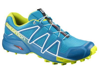 Salomon Speedcross 4 Herren Schuhe Art. 400746 Blau Gr. 40 - 48 NEU