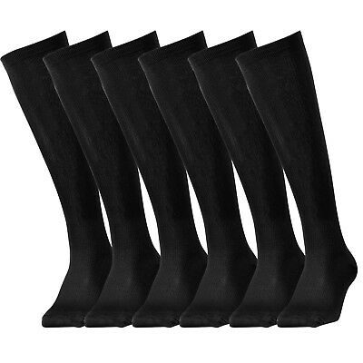Soyion 6 Pairs Graduated Compression Socks - Knee High,Unisex for Men & Women...