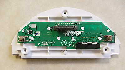 No Sound & No Charging DIY Repair For White Bose SoundDock 1 Type A: Dock Board