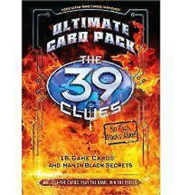 The 39 Clues, Card Pack 4: The Ultimate Card Pack (cards)