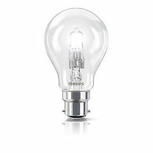Light Bulbs 6821 84E0 42W E14 Halogen Lamp Bulb Candle Shape Energy Saving Indoor Lighting Home, Furniture & DIY
