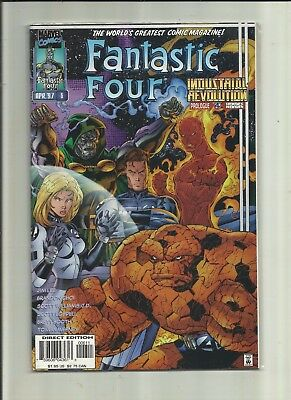 Fantastic Four # 6  (1996-97) Marvel Comics.