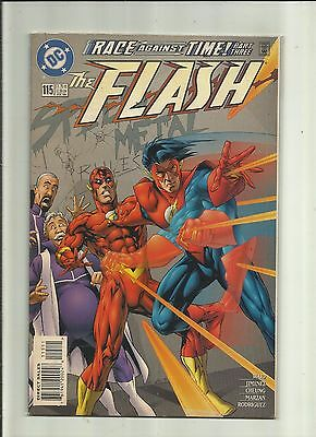 The Flash . # 115 . D C Comics.