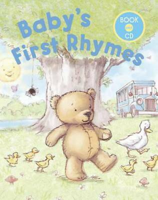 Baby's First Rhymes (Board book)