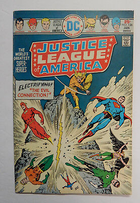 Justice League of America JLA #126 (1976 )  Higher Grade Nice!!