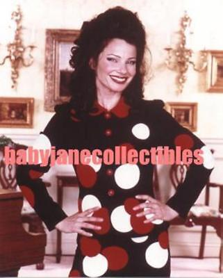 FRAN DRESCHER COLOR NANNY PHOTO (bv1-10)