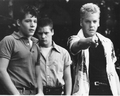 KEIFFER SUTHERLAND STAND BY ME bad boy photo (bv1-10)