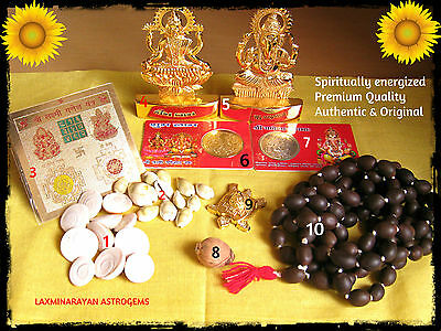 Hindu Religious Festivals Products For Wealth And Prosperity Energized