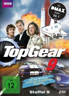 Top Gear Staffel 9 NEU OVP 2 DVDs