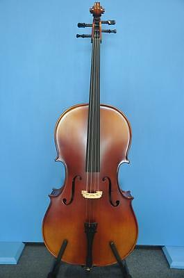 Scherzo Intermediate I Cello Outfit 1/2 Free Delivery!