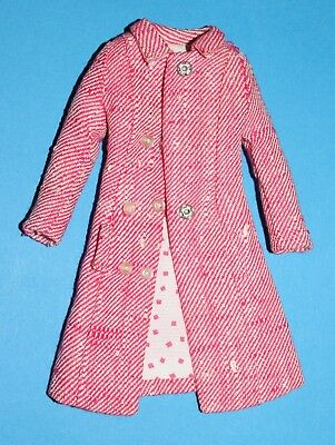"Barbie Francie Casey #1261 Coat ""shoppin' Spree"" Vintage 1966 '60"