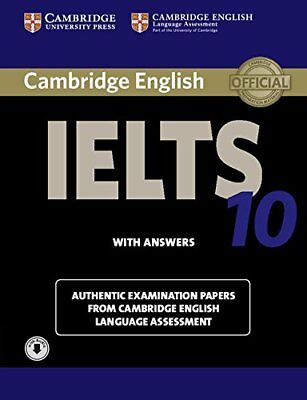 Cambridge IELTS 10 Student's Book with Answers with Audio: Authentic Examination