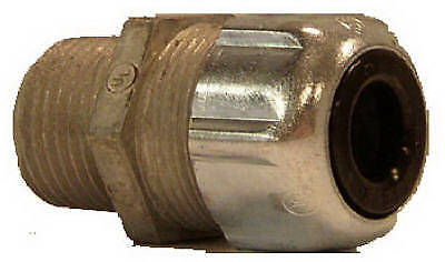 "Conduit Fitting, Strain Relief Connector, 1/2"", Thomas & Betts, 2521"