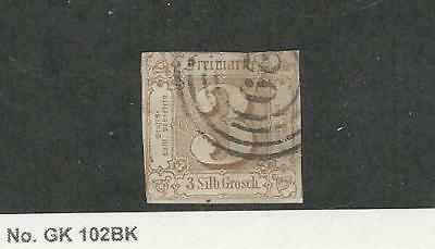 Thurn & Taxis, Germany, Postage Stamp, #20 Used, 1863