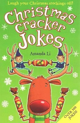 Christmas Cracker Jokes by Amanda Li (Paperback) New