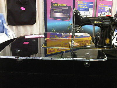 Singer Featherweight 221 Sew Steady Small Extension Table