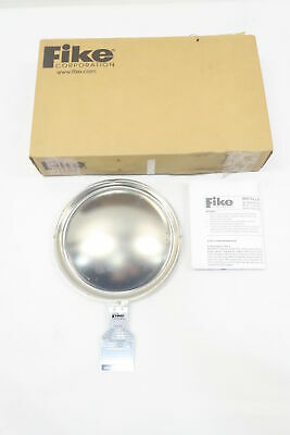 New Fike HOV BT Stainless 6in Rupture Disc 47.1psi @ 72f