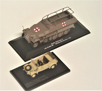 Diecast German Armor WW 2, set of 9 vehicles, SALE PRICED-  Grab this bargain!