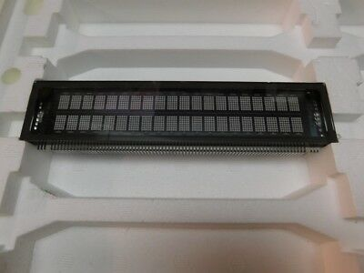 NORITAKE ITRON 20x2 Character 5x7 Dot Character VFD -- DH202MB -- Qty Available