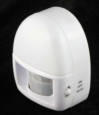 PIR LED Portable Wireless Battery Security Night Light with Motion Detection.