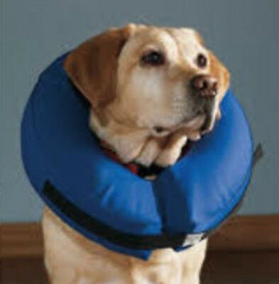 Buster Inflatable Collar M Medium Anti Scratch Vets Operation Wound Surgery NEW