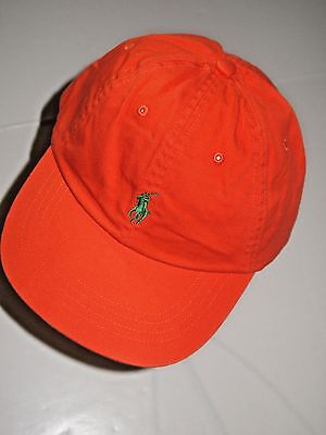 Polo Ralph Lauren classic chino sport cap unisex one size fit all NEW on SALE