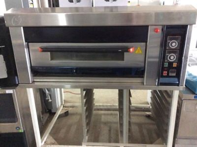 Luxurious Elector-Thermal Commercial Oven, NFD-20F